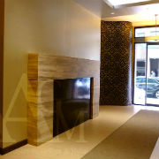 Project From Artistry in Architectural Grilles: Renovation Of A New York Condominium Lobby