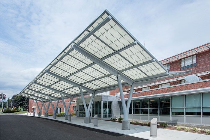 Project Spotlight: Baystate Noble Hospital – Westfield, MA