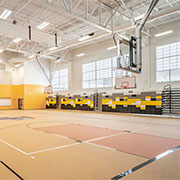 Project Spotlight: Tres Volcanos School Gym