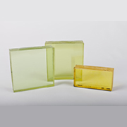 Protective Lead Glass for Radiation Shielding