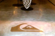 Quiksilver - SoHo Manhattan's Flooring From Elite Crete Systems