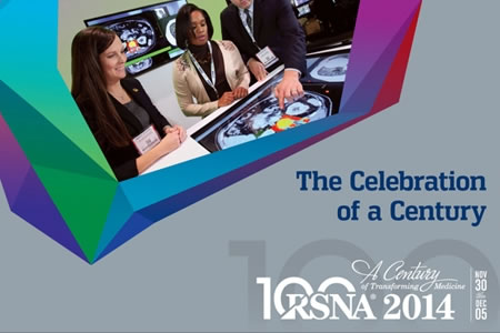 Radiological Society of North America (RSNA) 100th Scientific Assembly and Annual Meeting Radiological Society of North America (RSNA) 100th Scientific Assembly and Annual Meeting