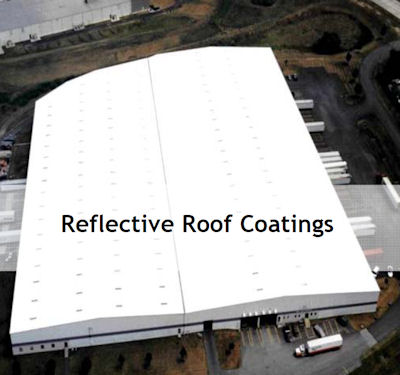 Aecinfo Com News Reflective Roof Coatings