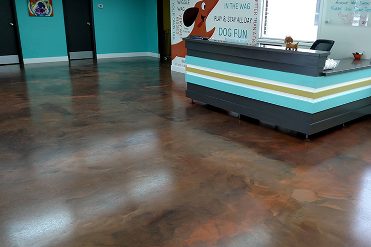 REFLECTOR™ Enhancer Flooring Systems