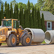 Reinforced Concrete Pipe Provides Strength in Manitowoc Reconstruction Project