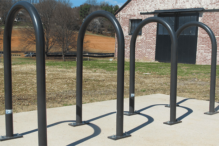 Removable Bike Racks