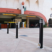 Removable, Locking Bollards
