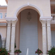 Removable Storm Shutters and Panels