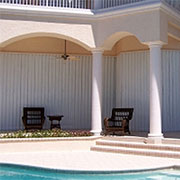 Removable storm shutters & panels