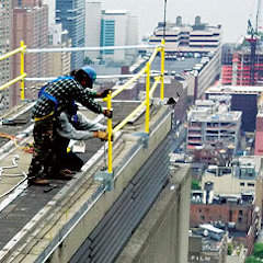 Roof top safety
