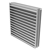 Ruskin Announces HZ700 Louver