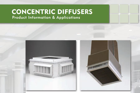 Aecinfo Com News Ruskin Concentric Diffusers Save Time