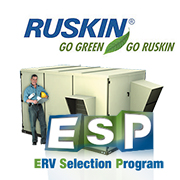 Ruskin: ERV Selection Program