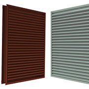 Ruskin introduces EME420DDE and EME520DDE louvers