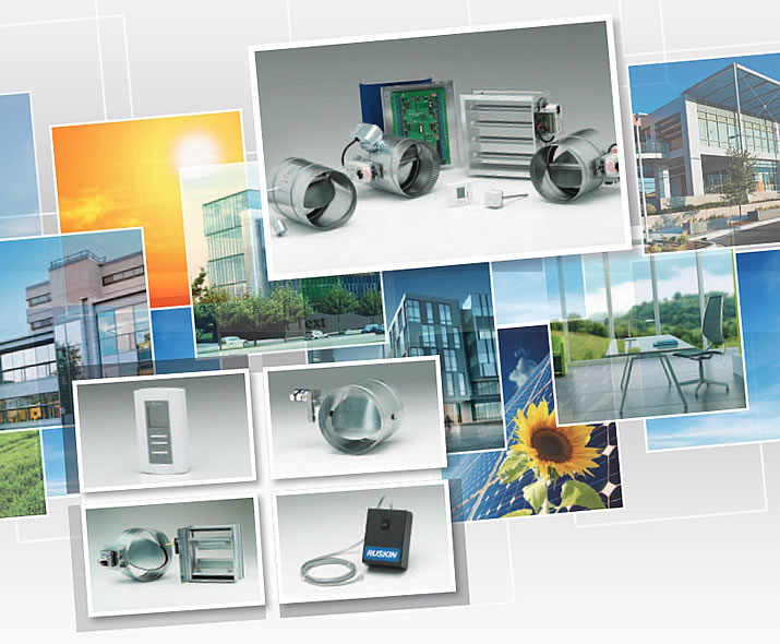 Ruskin's Zone Control Solutions Brochure