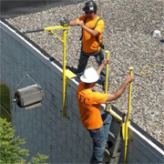 Safe and reliable ladder safety product helps reduce risk of fall injury to US workers