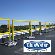 Safety Rail 2000FG from BlueWater Mfg
