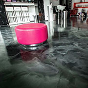 Salons and Barbershops Specify Reflector Enhancer Floors