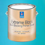 Seal Off Stubborn Stains With Sherwin-Williams New Extreme Block Stain Blocking Primer/Sealer
