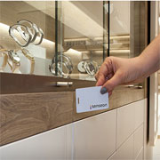 SENSEON Secure Access Control System