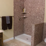 Sentrel Decorative Shower & Tub Wall Panels