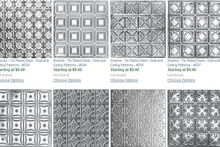 shanko wall and ceiling tiles - Metal Ceiling Tiles