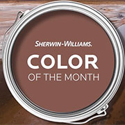 Sherwin-Williams - Color of the Month