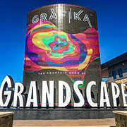 Shopping, Dining, and Entertainment – in Grand Texas Style