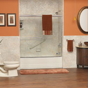Shower & Bathtub Wall Surround from Bath Doctor