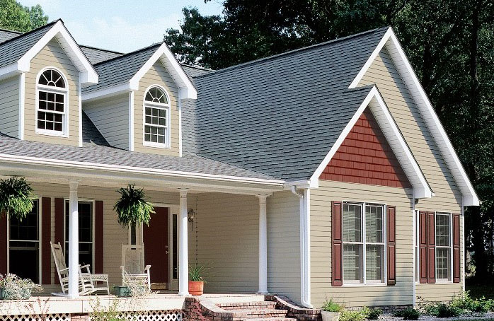 Siding, Trim and Railing: 2019 Is All About Color!