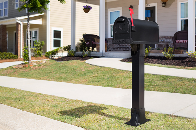 Single-Family Residential Mailboxes from Florence Corporation