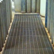 SlipNOT: Galvanized Safety Grating Transforms Culligan Water Regeneration