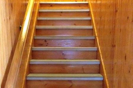 SlipNOTu0027s Chemical Resistant U0026 Lightweight, Non Slip Stainless Steel Stair  Treads