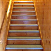 SlipNOTs Chemical Resistant & Lightweight, Non-slip Stainless Steel Stair Treads