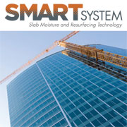 SMART System: Slab Moisture and Resurfacing Technology from Maxxon Corp.