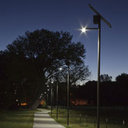 Sol Greenway Luminaire Series Offers Safe and Secured Pathways