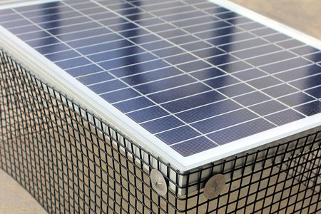 Aecinfo Com News Solar Panel Bird Deterrent Kit