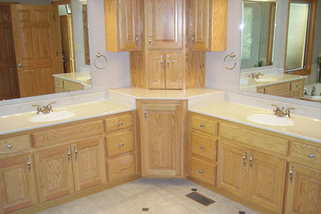 AECinfo.com News: Solid Surface Bath Vanity Countertops, Accessories ...