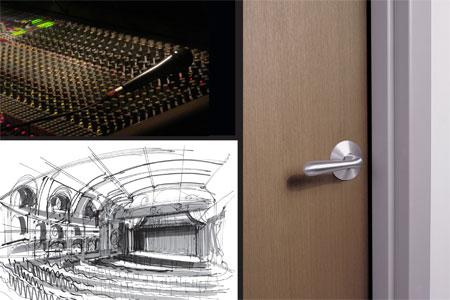 Sound Rated Doors & AECinfo.com News: Sound Rated Doors