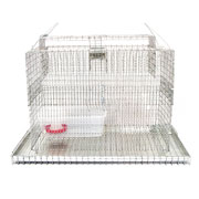 Sparrow Sky Trap By Bird B Gone, Keeps Food Production Facilities Sparrow Free
