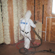 Spray Foam Insulation: A Worthwhile Winter Investment