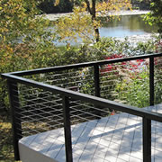 CableView® Aluminum Cable Railing System
