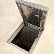 Stainless Steel Access Covers for Bluewater Shopping Center