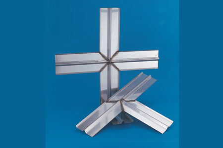 Stainless Steel Waterstop for Concrete Joints