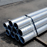 Steel Pipe Bollards for Extra Protection
