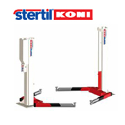 Stertil-Koni Introduces FREEDOM LIFT, New Heavy Duty 2-Post Vehicle Lift with 16,000 lbs. Lifting Capacity