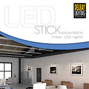 STICK Adjustable LED Strip Lights