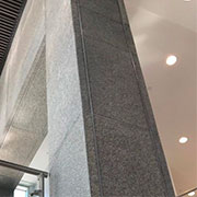 Stone Panels at Lexus of Thousand Oaks
