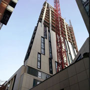 Stone Panels, Inc. UK Construction Spotlight: Parliament House at 81 Black Prince Road
