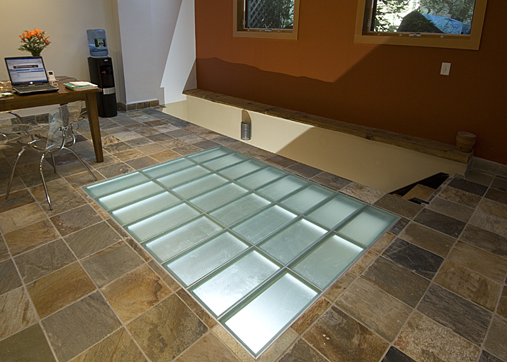 aecinfo com news structural glass floor and glass block paver